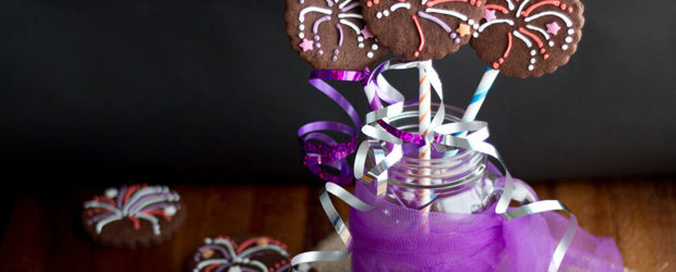 Spectacular Firework Cookies2