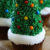 Easy Gingerbread Christmas Tree Cupcakes