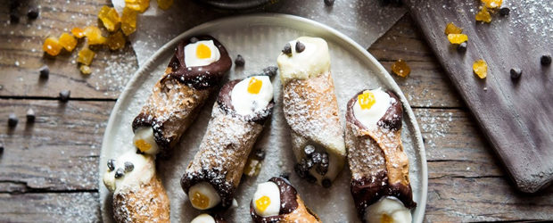 Mini Cannoli – Perfect For Parties