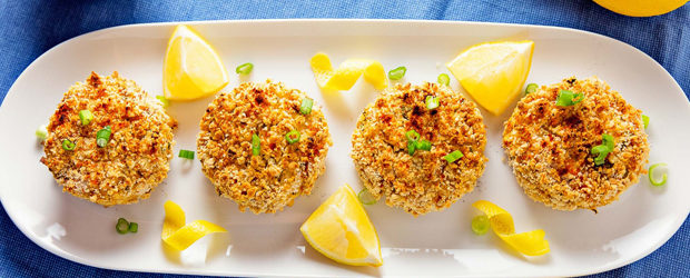 "Vegan ""Crab"" Cakes1"