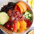 Winter Citrus Poke Bowl with Extra Orangy Ponzu Sauce