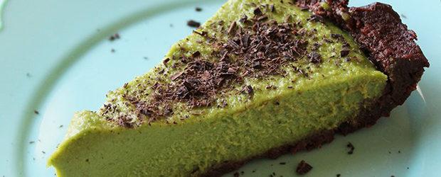 Grasshopper Pie (Vegan & Paleo)