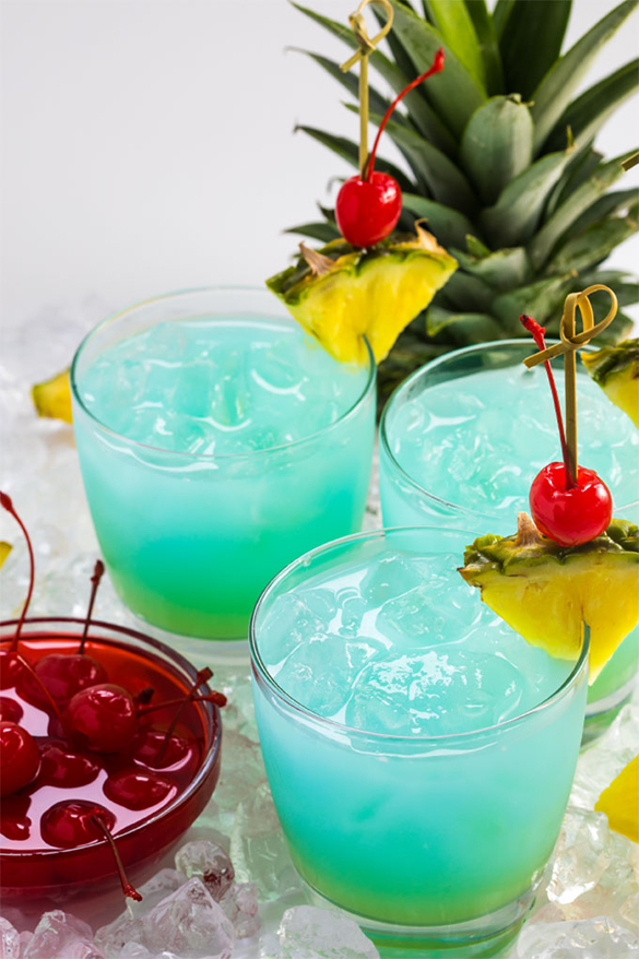 Bluewater Breeze Cocktail