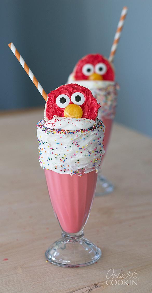 Elmo Freakshakes Fancy Edibles Com