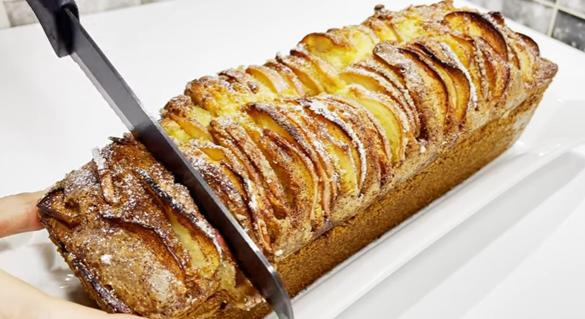 Apple cake recipe by Olesea Slavinski